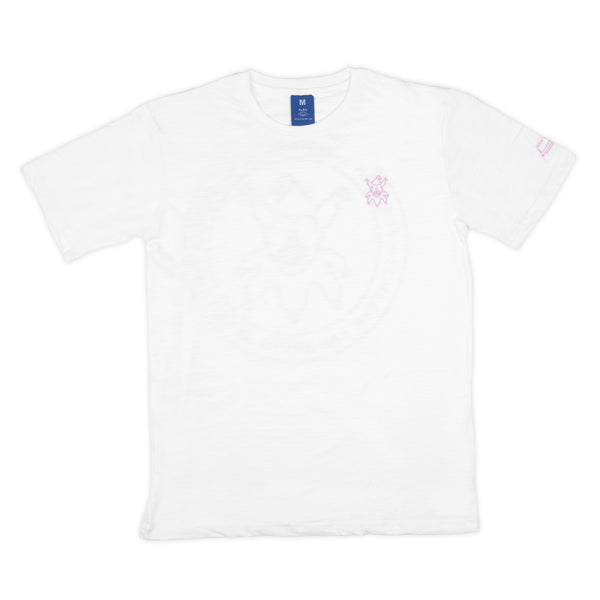 FLAN 'Joker' T-Shirt - White