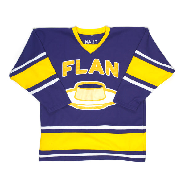 FLAN Hockey Jersey - The Crown