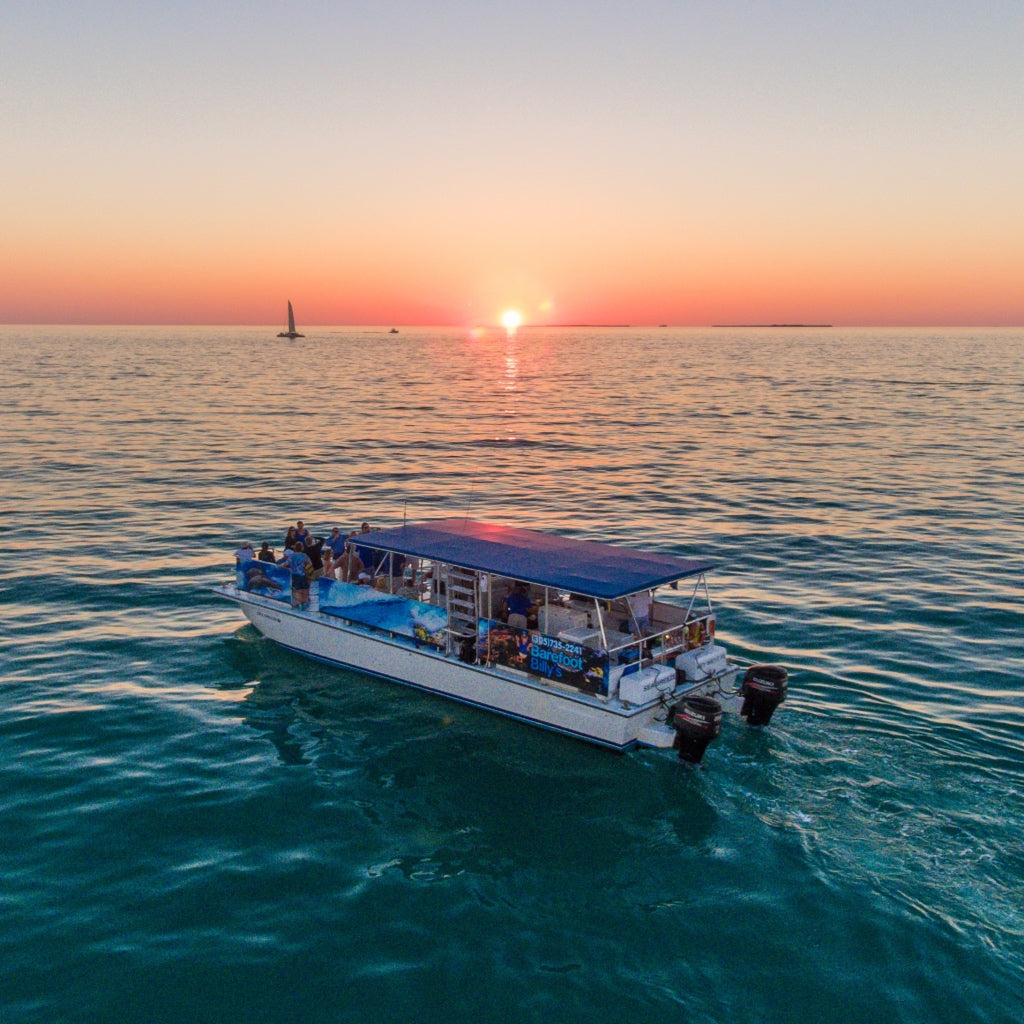 Key West Sunset Harbor Cruise