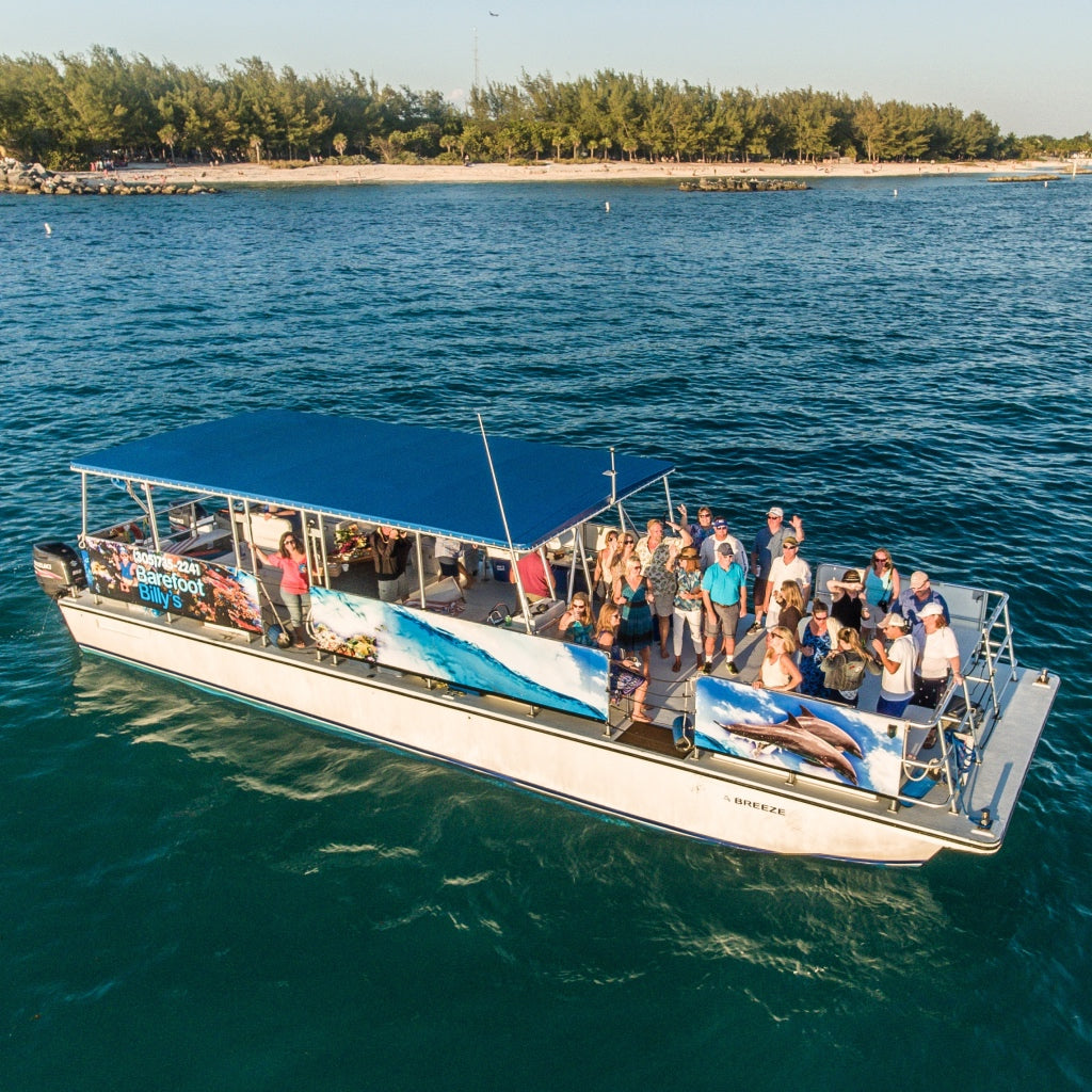 Seabreeze Morning Island Cruise