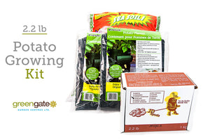 2.2lb Potato Growing Starter Garden Kit