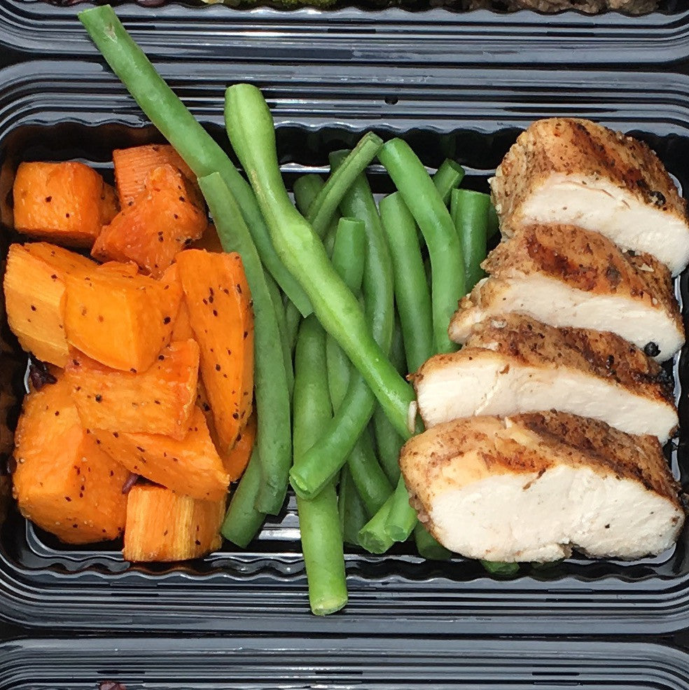 Build Your Own Meal with Grilled Chicken (6oz)