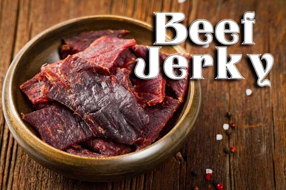 Beef Jerky: A Tasty Snack that Packs a Protein Punch