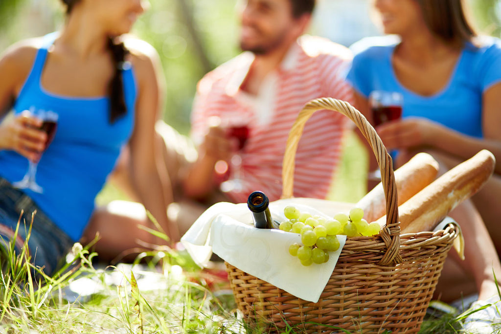 Picnics have a history dating back to the 15th Century!