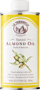 Roasted Almond Oil - La Tourangelle - 250 ml / 8.45 FL OZ.