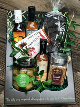 My Dad is HOT STUFF Gift Box/Basket