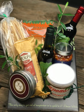 Everybody Loves An Italian Meal, Especially Dad! Gift Box/Basket
