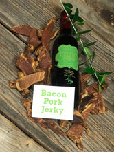 Bacon Flavored Pork Jerky