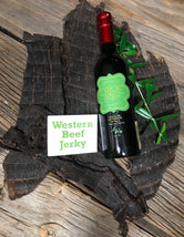 Western Flavored Beef Jerky