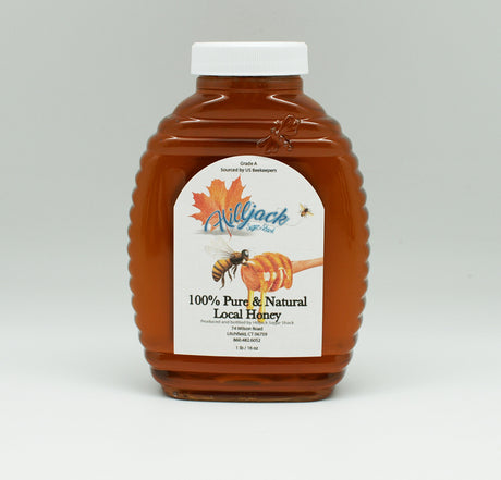 Hilljack Sugar Shack 1lb Honey