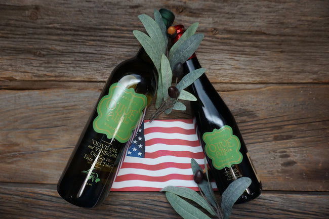 California Sevillano Extra Virgin Olive Oil