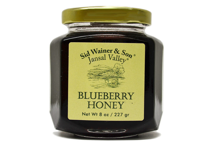 Jansal Valley Blueberry Honey
