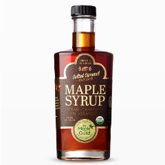 Salted Caramel Syrup - The Maple Guild