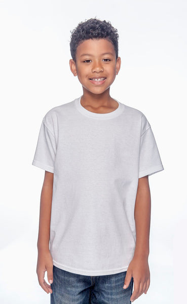 Youth Unisex Heavy Cotton™ 5.3 oz. T-Shirt - Jack and Lu