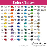 Jeep Wrangler State Car Window Decal | All 50 States | Vinyl Adhesive Decal - Jack and Lu