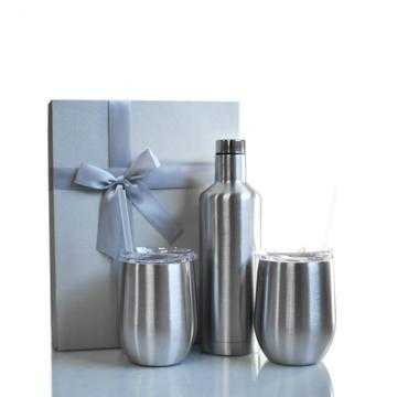 Wine Glass Gift Set in Gift Box - Jack and Lu