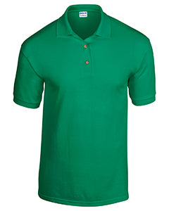 Copy of Adult Unisex 6 oz. 50/50 Jersey Polo - Jack and Lu