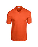 Adult Unisex 6 oz. 50/50 Jersey Polo - Jack and Lu