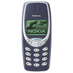Nokia 3310 - Refurbished Mobile Phone - Imported - Old is Gold version