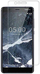 Nokia 5.1 Mobile Screen Guard Transparent