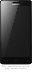 Lenovo A6000 - Black (8 GB,1 GB RAM) - Light Used