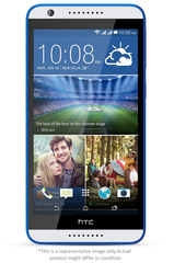 HTC Desire 820s - Santorini White (Dual Sim-2GB RAM,16GB) - Light Used