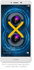 Honor 6X - Gold (Dual Sim-3GB RAM,32GB) - Light Used