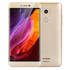 "Coolpad Torino R108 (3GB/16GB) (Gold, 5.5"", VoLTE) - NEW"