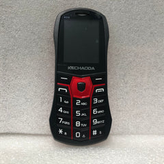 Kechaoda - Red+Black - Keypad