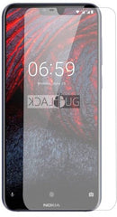 Nokia 6.1 Plus Mobile Screen Guard Transparent