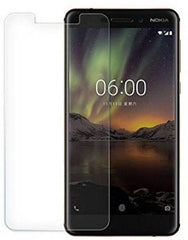 Nokia 6.1 Mobile Screen Guard Transparent