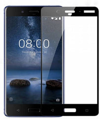Nokia 8 (5D) Full Gumming Glass