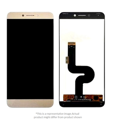 Display for Letv 1s  - Gold