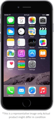 Apple iphone 6 (16GB) Space Grey - Light Used