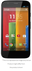 Moto G (16 GB  )(1 GB Ram ) - Light Used