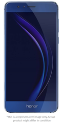 Honor 8 - Sapphire Blue (Dual Sim-4GB RAM,32GB) - Light Used