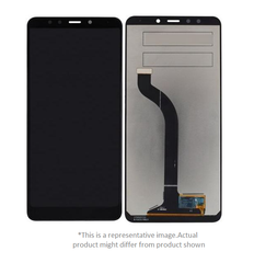 Display  for Redmi 5  -  With Frame (Black)