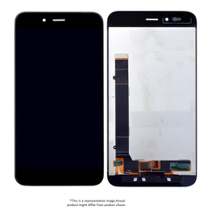 Display  for Mi A1  -  With Frame (Black)