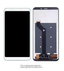 Display  for Redmi 5  -  With Frame (White)