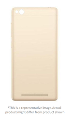 Redmi 3s Prime Back Door (Original ) - Gold