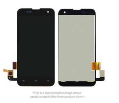 Display  for Redmi 2s  -  With Frame (Black)