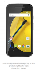 Moto E-(1GB RAM-8GB) - Light Used