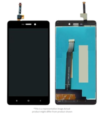 Display  for Redmi 3s prime  -  With Frame (Black)