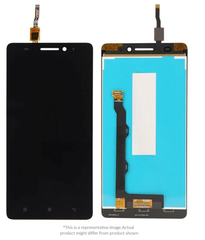 Display  for Lenovo K3 Note 3  -  With Frame (Black)