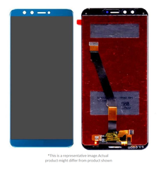 Display  for Honor 9 Lite  - Care OG   (Blue)
