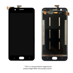 Display  for Oppo F1s  -  With Frame (Black)