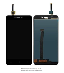 Display  for Redmi 4A  -  With Frame (Black)