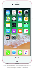 Apple iphone 6s (16GB) Rose Gold - Light Used