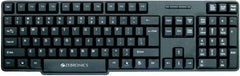 Zebronics Zeb K11 Wired USB Laptop Keyboard