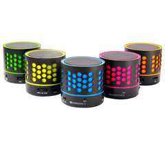 DOT - PORTABLE BT SPEAKERS